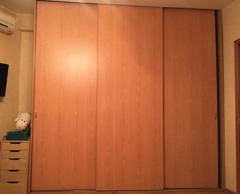 Ремонт шкафа купе